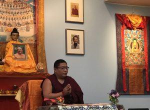 Dinsdag 5 juni: Lezing in Deventer door Chungtsang Rinpoche over de vier onmetelijke gedachten: Je verheugen in de voorspoed van een ander