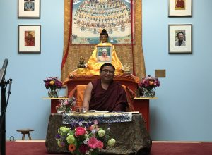 Woensdag 6 juni: Lezing in Den Bosch door Chungtsang Rinpoche over de vier onmetelijke gedachten: Gelijkmoedigheid