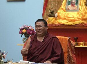 Woensdag 30 mei: Lezing in Tilburg door Chungtsang Rinpoche over de vier onmetelijke gedachten: Liefdevolle vriendelijkheid