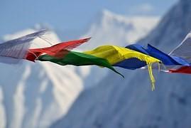 tibetaansevlaggen