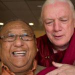 Gelek Rimpoche met Glenn Mullin