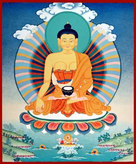 Afbeelding Medicijn Boeddha