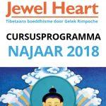 Cursusprogramma Jewel Heart najaar 2018 ua