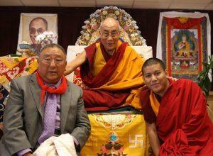 Inschrijven lessen Demo Rinpoche over 'De 37 Vleugels naar de Verlichting'