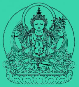 Compassie-groen
