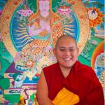 Foto Z.E. Kyabje Ling Rinpoche