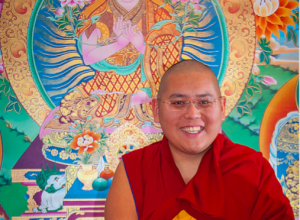 Sunday Talk 14 juli 2019 met Ling Rinpoche : Be a good example