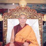 Foto Z.E.Tokden Rinpoche