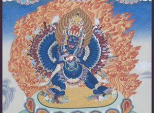 Driedaagse of zevendaagse Yamantaka retraite