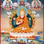 Afbeelding Je Tsong Khapa Marian v.d. Horst