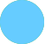 Biebknop blauw